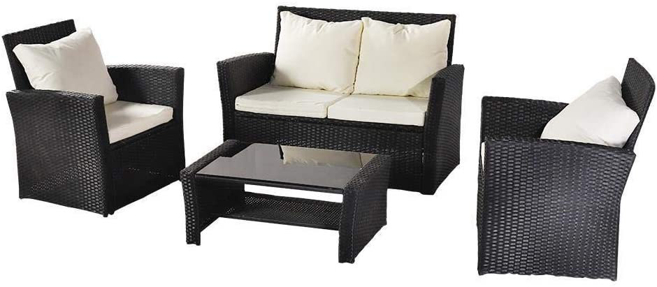 Outdoor Patio Furniture Set- The Recipe for Superb Holidays in Your Backyard 3